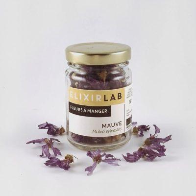 Elixirlab-fleur-a-manger-mauve
