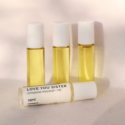 synergie personnalisée aux huiles essentielles ElixirLab