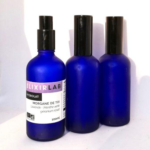 hydrolat personnalisé ElixirLab : une formule à base d'hydrolats unique, à votre image