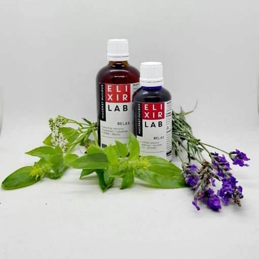 macérât huileux Relax ElixirLab